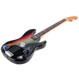 gitara Pink Floyd - Roger Waters - Bass DSOM Tribute - Black, Pink Floyd