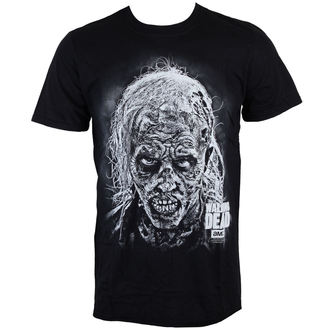 tričko pánske The Walking Dead - Hideous Walker - Black - INDIEGO - Indie0396