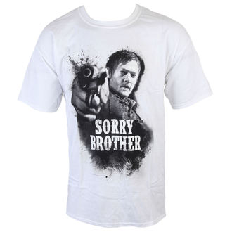 tričko pánske The Walking Dead - Sorry Brother - White - INDIEGO - Indie0907