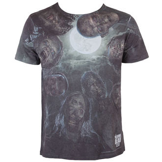 tričko pánske The Walking Dead - sublimation Over You - White - IDIEGO, INDIEGO