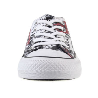 topánky CONVERSE - Sex Pistols - Chuck Taylor All Star - CTAS Ox White / Black, CONVERSE, Sex Pistols