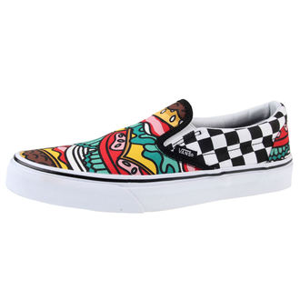 topánky VANS - U Classic Slip-On - (Late Night) - Burger / Check - V3Z4IRV