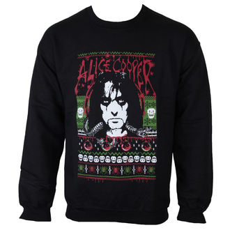 mikina pánska Alice Cooper - Holiday 2015 - ROCK OFF, ROCK OFF, Alice Cooper