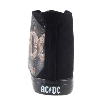 topánky AC/DC - Rock Or Bust - Black - F.B.I.. - 4510242