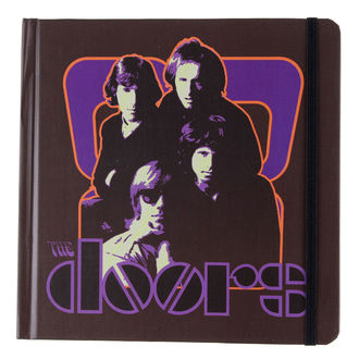 poznámkový blok The Doors - 70s - ROCK OFF, ROCK OFF, Doors