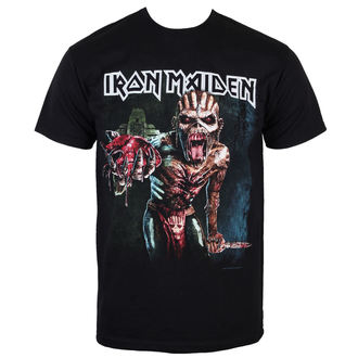tričko pánske Iron Maiden - Book of souls Euro Tour 2016 - ROCK OFF - IMTEE50MB