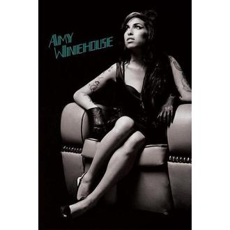 plagát Amy Winehouse - Chair - PYRAMID POSTERS - PP33687