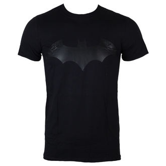 tričko pánske Batman - Black On Black - Bat - Black - PE12292TSBP