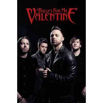 plagát Bullet For my Valentine - Band - GB posters - LP2012