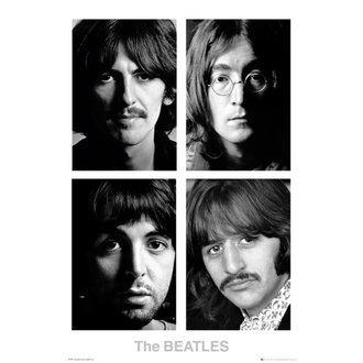 plagát The Beatles - White Album - GB posters, GB posters, Beatles