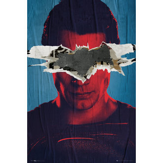 plagát Batman Vs Superman - Superman Teaser - GB posters, GB posters