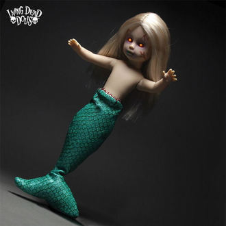 bábika LIVING DEAD DOLLS - Feejee Mermaid - MEZ93330-3
