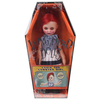 bábika LIVING DEAD DOLLS - Lydia The Lobster girl, LIVING DEAD DOLLS