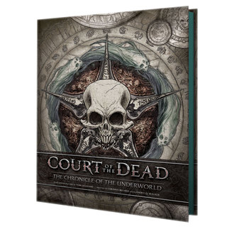 kniha Court of the Dead Book The Kronika of the Podsvetia