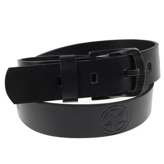 opasok Baphomet - Black, JM LEATHER