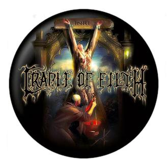 placka Cradle of Filth - Hexen - NUCLEAR BLAST, NUCLEAR BLAST, Cradle of Filth