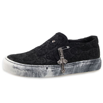 topánky STEELGROUND - GOTH - SLIP-ON, STEELGROUND