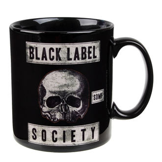 hrnček Black Label Society - Trooper - PLASTIC HEAD - PHMUG472