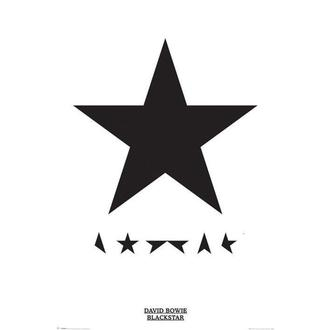 plagát David Bowie - Blackstar, PYRAMID POSTERS, David Bowie