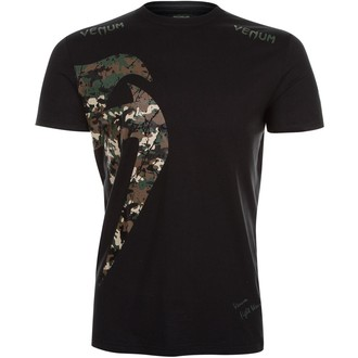 tričko pánske VENUM - Original Giant - Jungle Camo Black, VENUM