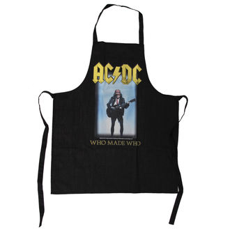 zástera AC/DC - Who Made Who Apron - LOW FREQUENCY, LOW FREQUENCY, AC-DC