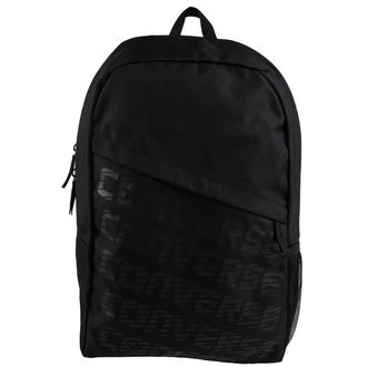 batoh CONVERSE - Speed Backpack (Wordmark) - Black, CONVERSE