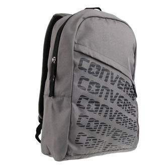 batoh CONVERSE - Speed Backpack (Wordmark) - Grey, CONVERSE