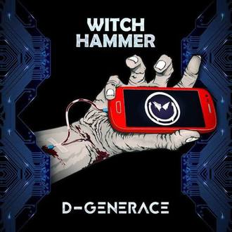 CD Witch Hammer - D-Generace, NNM, Witch Hammer