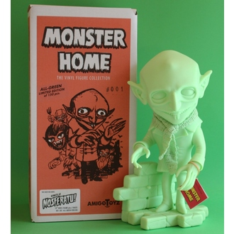 figúrka Monster Home - Uncle Nosferatu All-Green, NNM