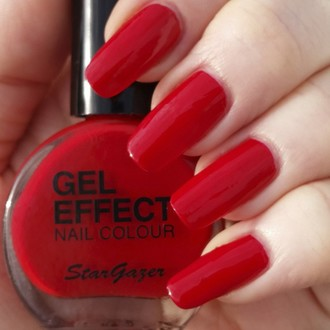 lak na nechty STAR GAZER - Gel Effect - Vampire, STAR GAZER