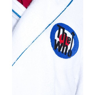 župan The Who - Logo - White / Blue, Who