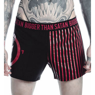 boxerky pánske KILLSTAR - MARILYN MANSON - Bigger Than Satan - Black, KILLSTAR, Marilyn Manson