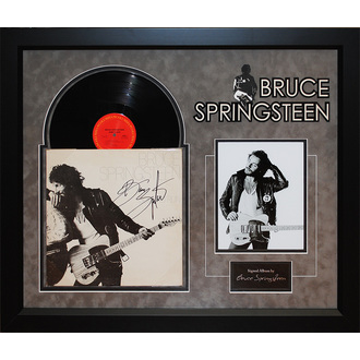 LP s podpisom Bruce Springsteen - Born to Run, ANTIQUITIES CALIFORNIA, Bruce Springsteen
