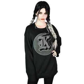 sveter unisex KILLSTAR - College Goth, KILLSTAR