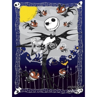 plagát - NIGHTMARE BEFORE CHRISTMAS - Glow - FP2155 - GB posters