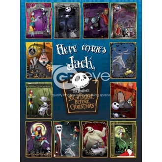 plagát - NIGHTMARE BEFORE CHRISTMAS - Compilation - FP2209 - GB posters