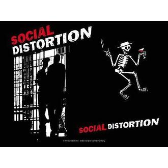 vlajka Social Distortion - Slammer - HFL588