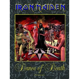 vlajka Iron Maiden - Dance Of Death - HFL0615