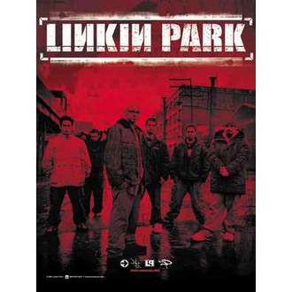 vlajka Linkin Park - Band - HFL0399