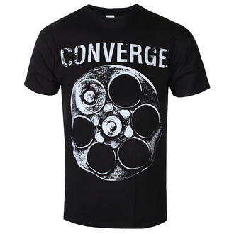 tričko pánske Converge - The Chamber Black - Black - KINGS ROAD, KINGS ROAD, Converge
