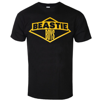 tričko pánske Beastie Boys - BB Logo - Black - KINGS ROAD, KINGS ROAD, Beastie Boys
