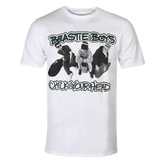tričko pánske Beastie Boys - Bees Tea - White - KINGS ROAD, KINGS ROAD, Beastie Boys