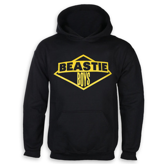 mikina pánska Beastie Boys - BB Logo - Black - KINGS ROAD, KINGS ROAD, Beastie Boys