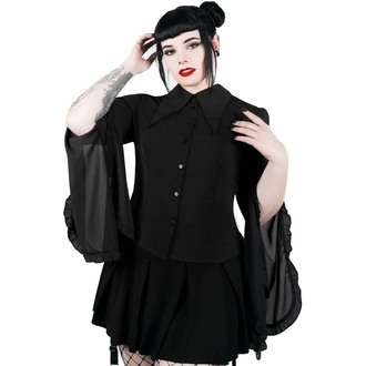 košeľa dámska KILLSTAR - Low-Lita Button-Up, KILLSTAR