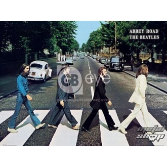 plagát - The Beatles - Abbey Road - LP0597 - GB posters