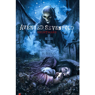 plagát Avenged Sevenfold - Nightmare - GB Posters, GB posters, Avenged Sevenfold