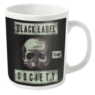 hrnček BLACK LABEL SOCIETY - DOOM TROOPER - PLASTIC HEAD, PLASTIC HEAD, Black Label Society