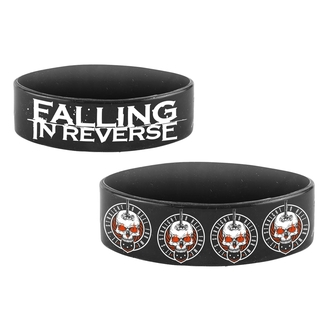 náramok gumový FALLING IN REVERSE - STRAIGHT TO HELL - PLASTIC HEAD, PLASTIC HEAD, Falling In Reverse