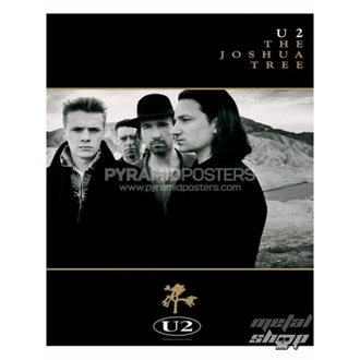 plagát - U2 (The Joshua Tree) - PP0907, PYRAMID POSTERS, U2