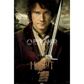 plakát The Hobbit - Bilbo - Pyramid Posters - PP32981